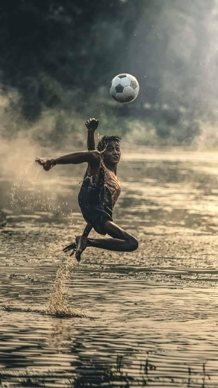 Soccer of poor