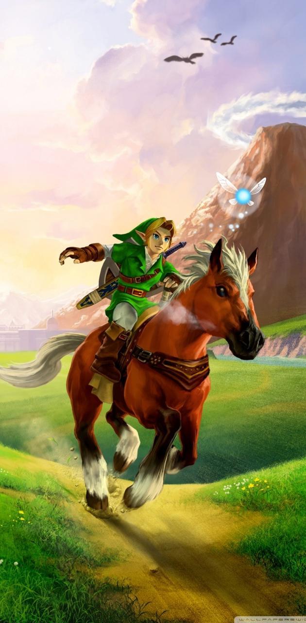 Legend of Zelda HD