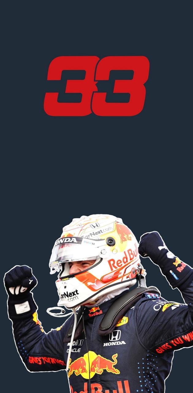 Max Verstappen 33