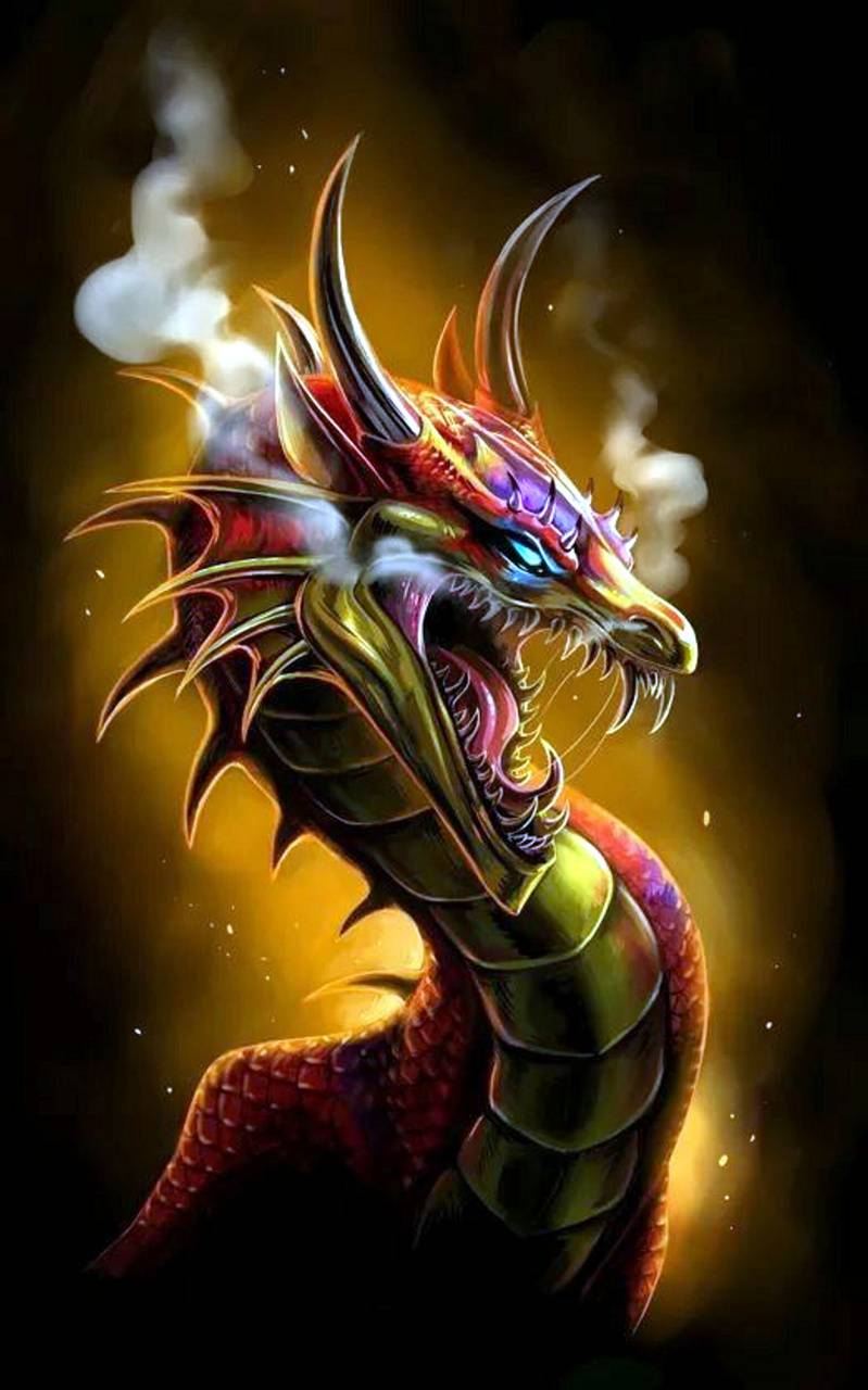 Epic Dragon Wallpaper By Prankman93 12 Free On Zedge