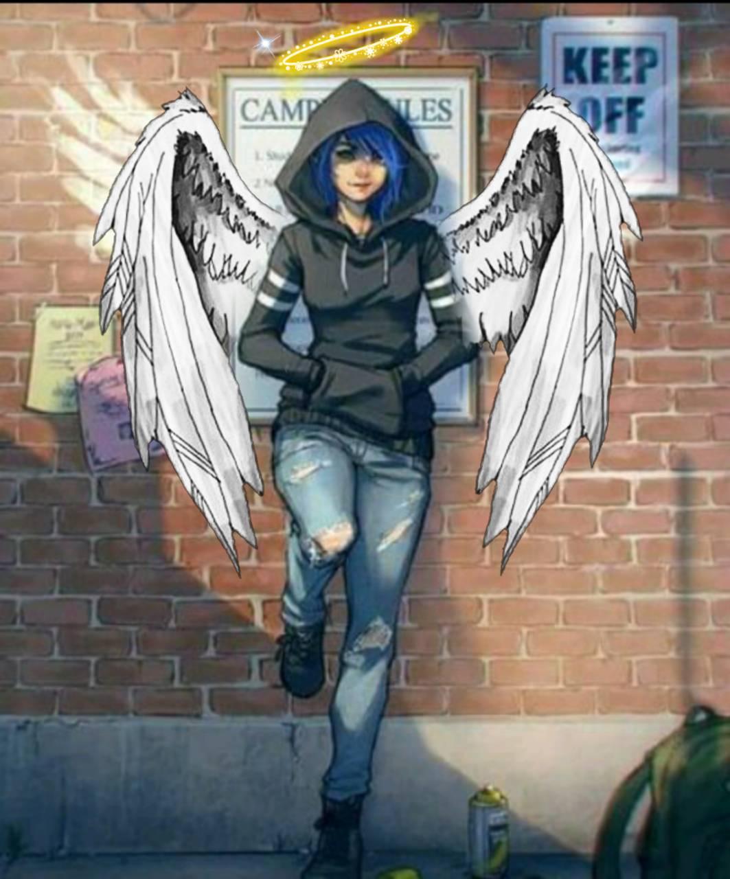 Angel gangsta