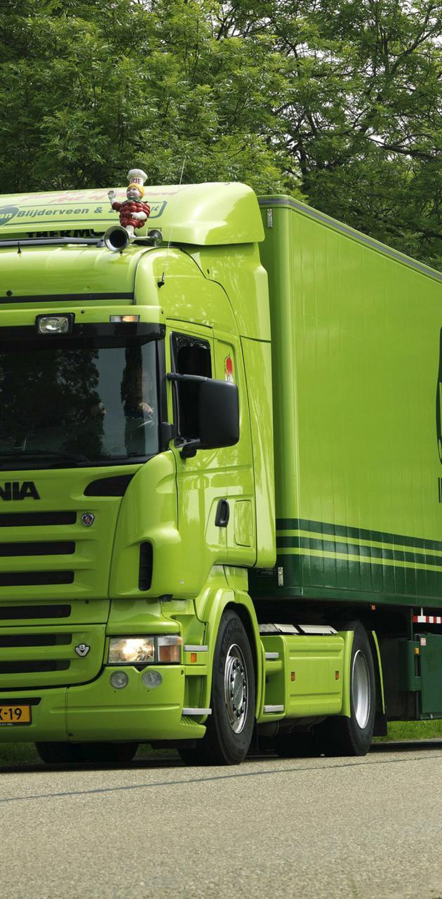 scania truck hd1