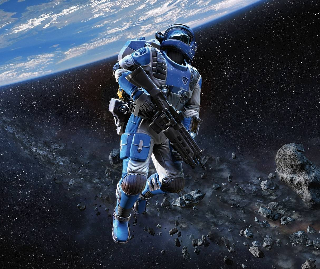 Halo Space