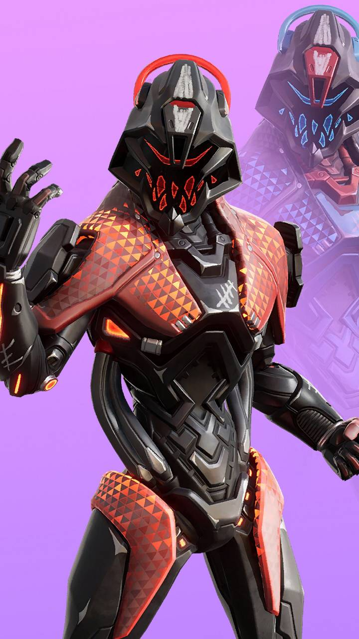 Fornite robot cool