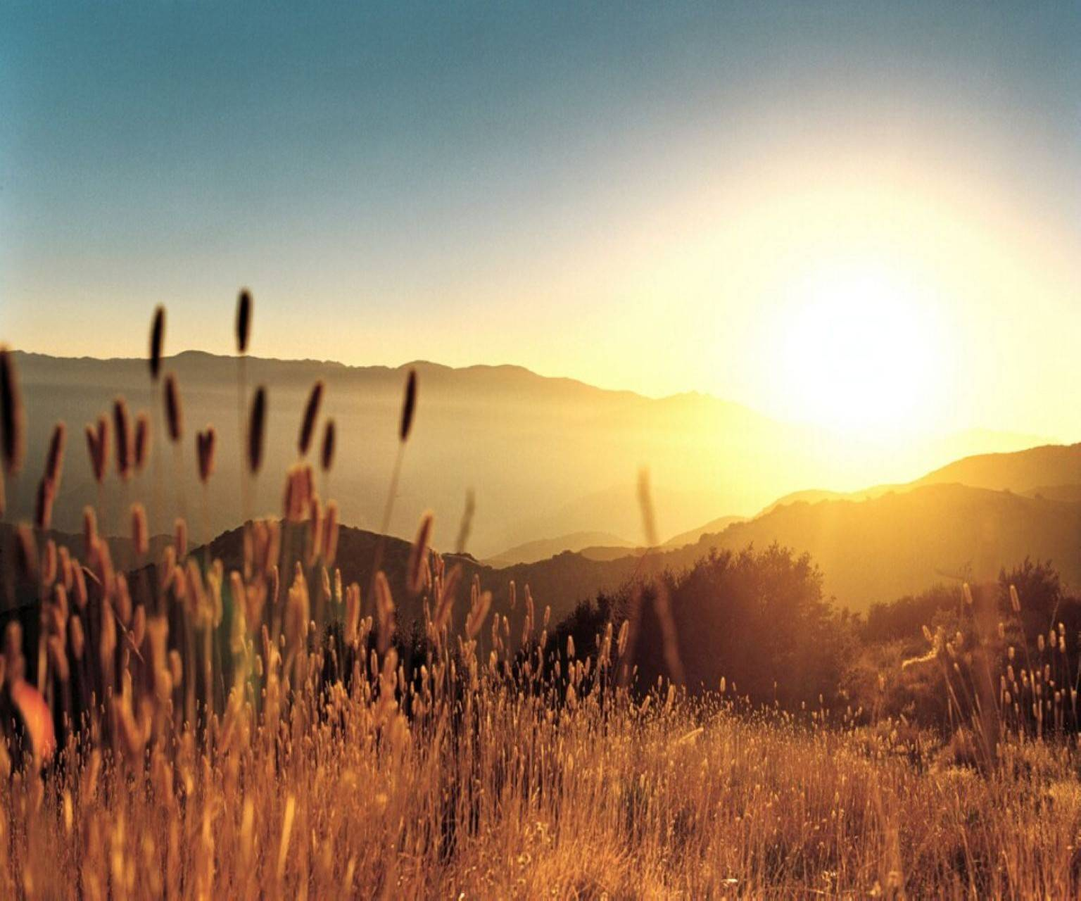 Sunshine Mountin