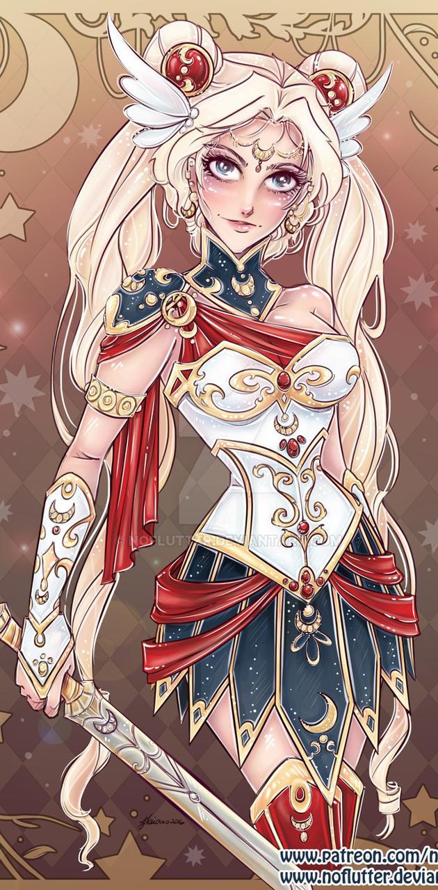 Sailor Moon Warrior