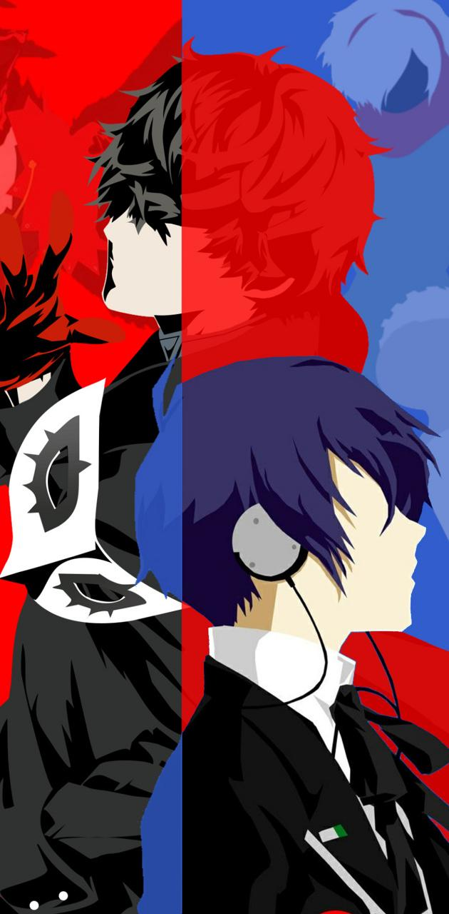 Persona Wallpaper