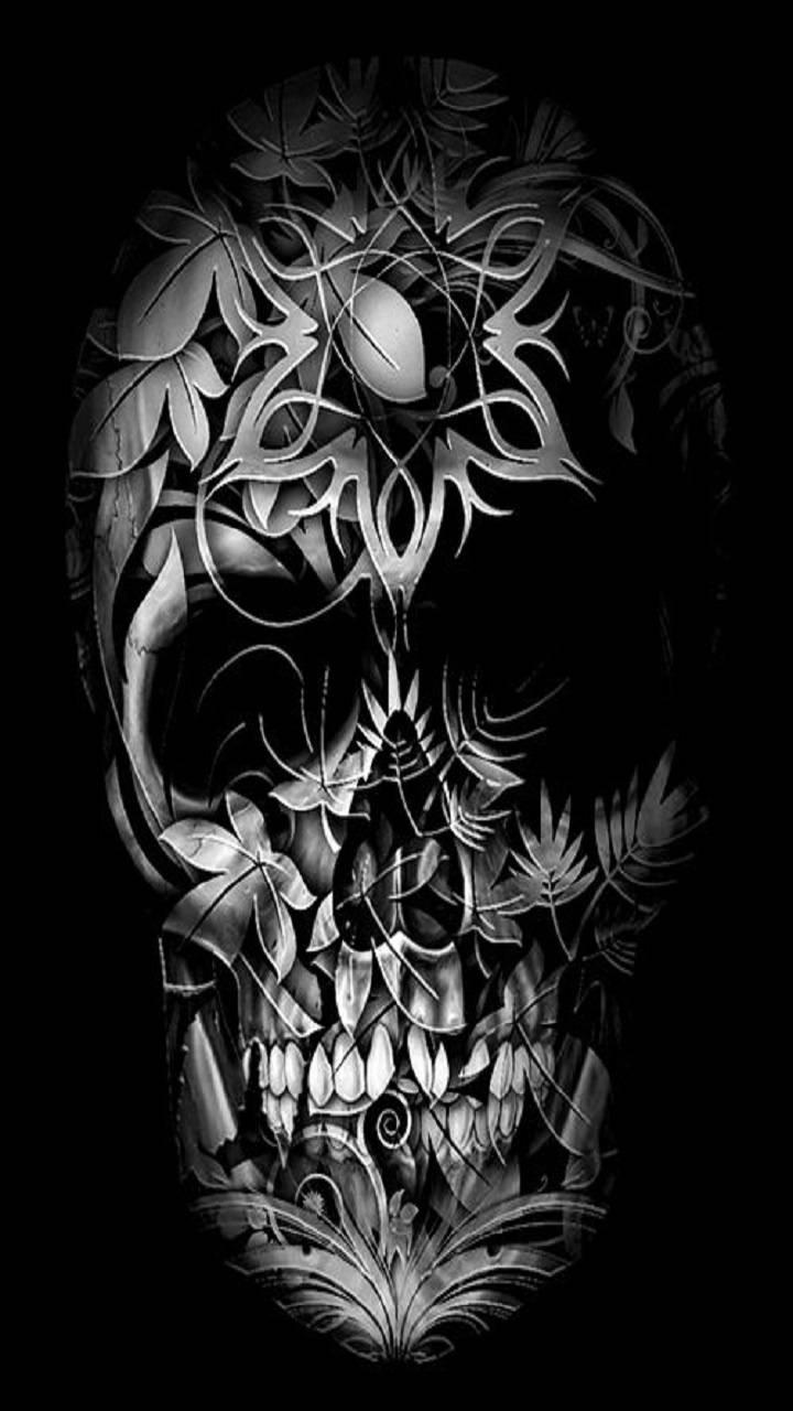 leave skull