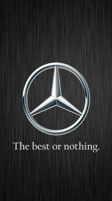Mercedes Benz Logo Wallpapers Free By Zedge