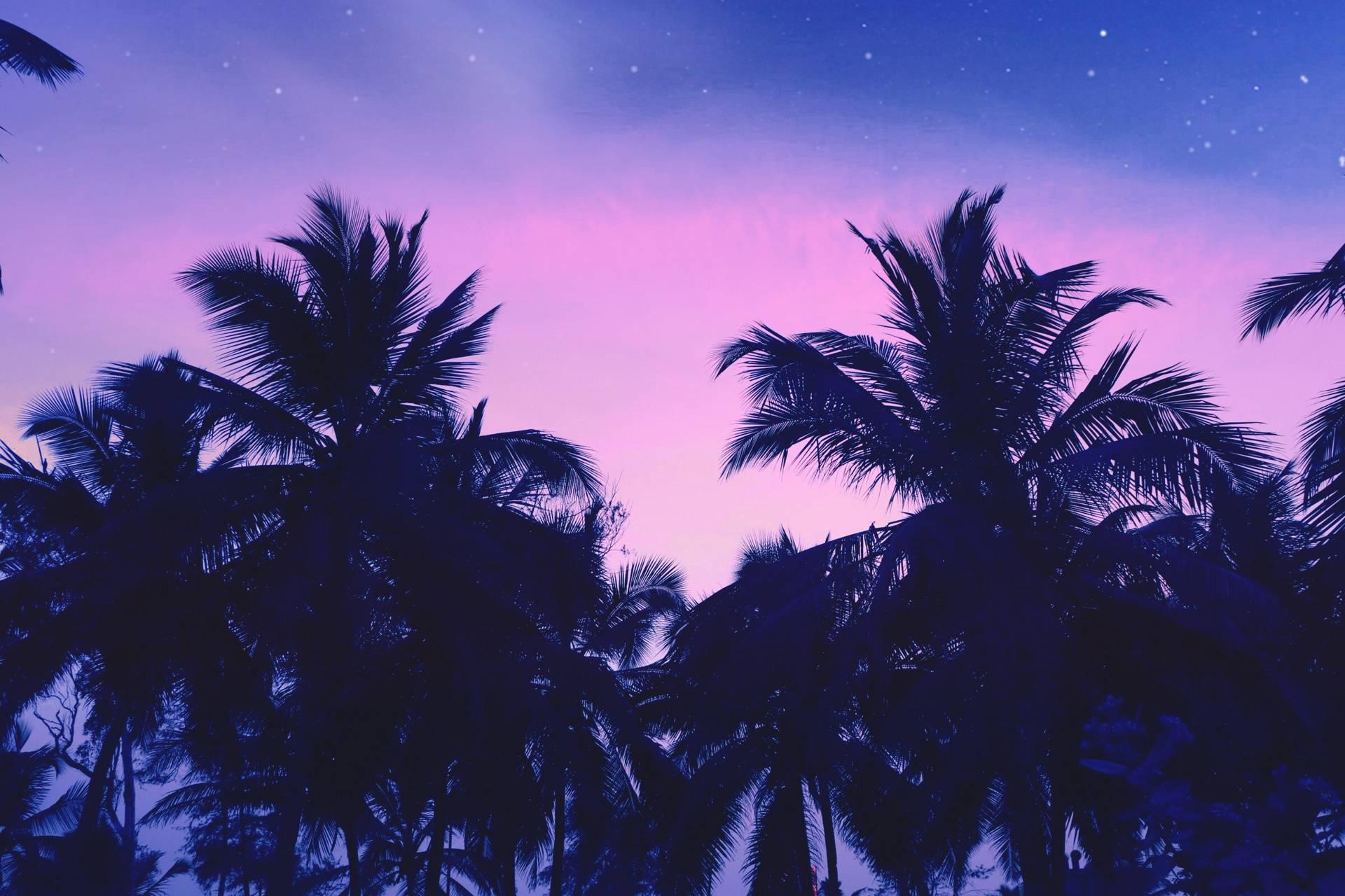 Night is peaceful