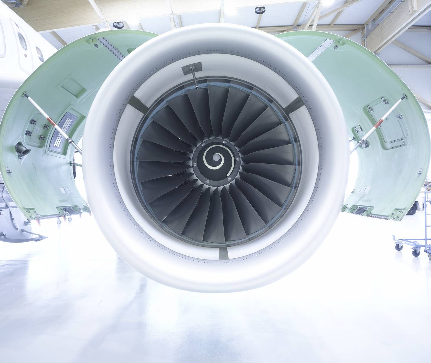 Aeroplane Engine
