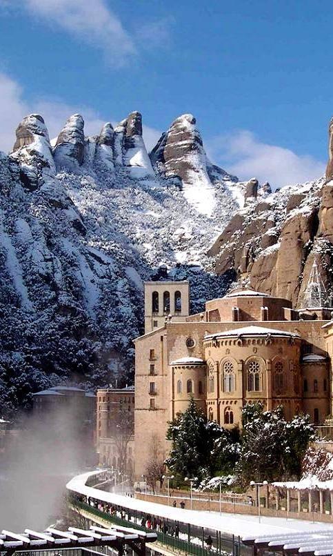 Spring Montserrat