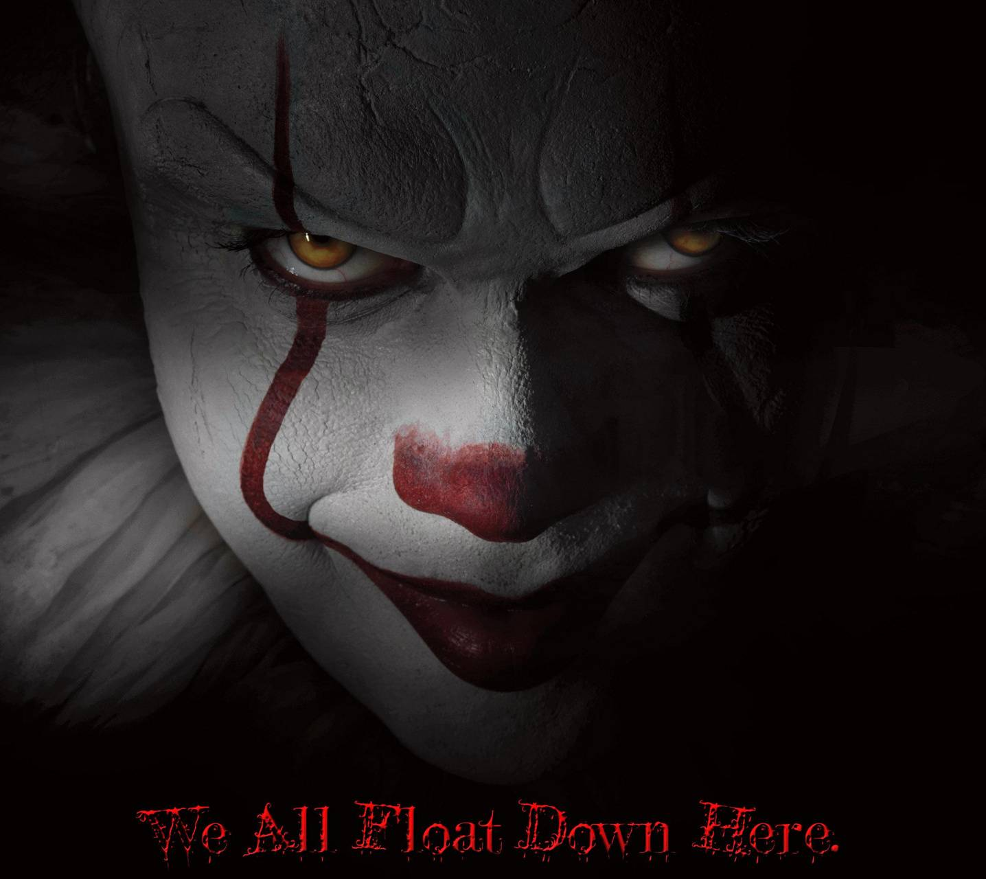 We float Pennywise