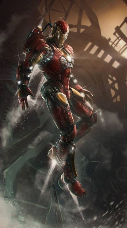 Ironman Movie Wallpapers Free By Zedge