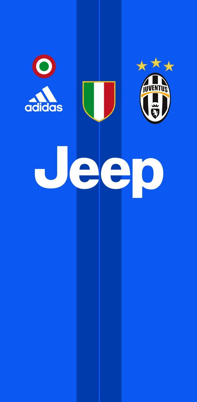 Juventus away 17