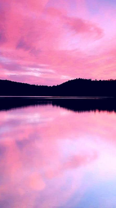 Pink Sky Sunset Ringtones And Wallpapers Free By Zedge