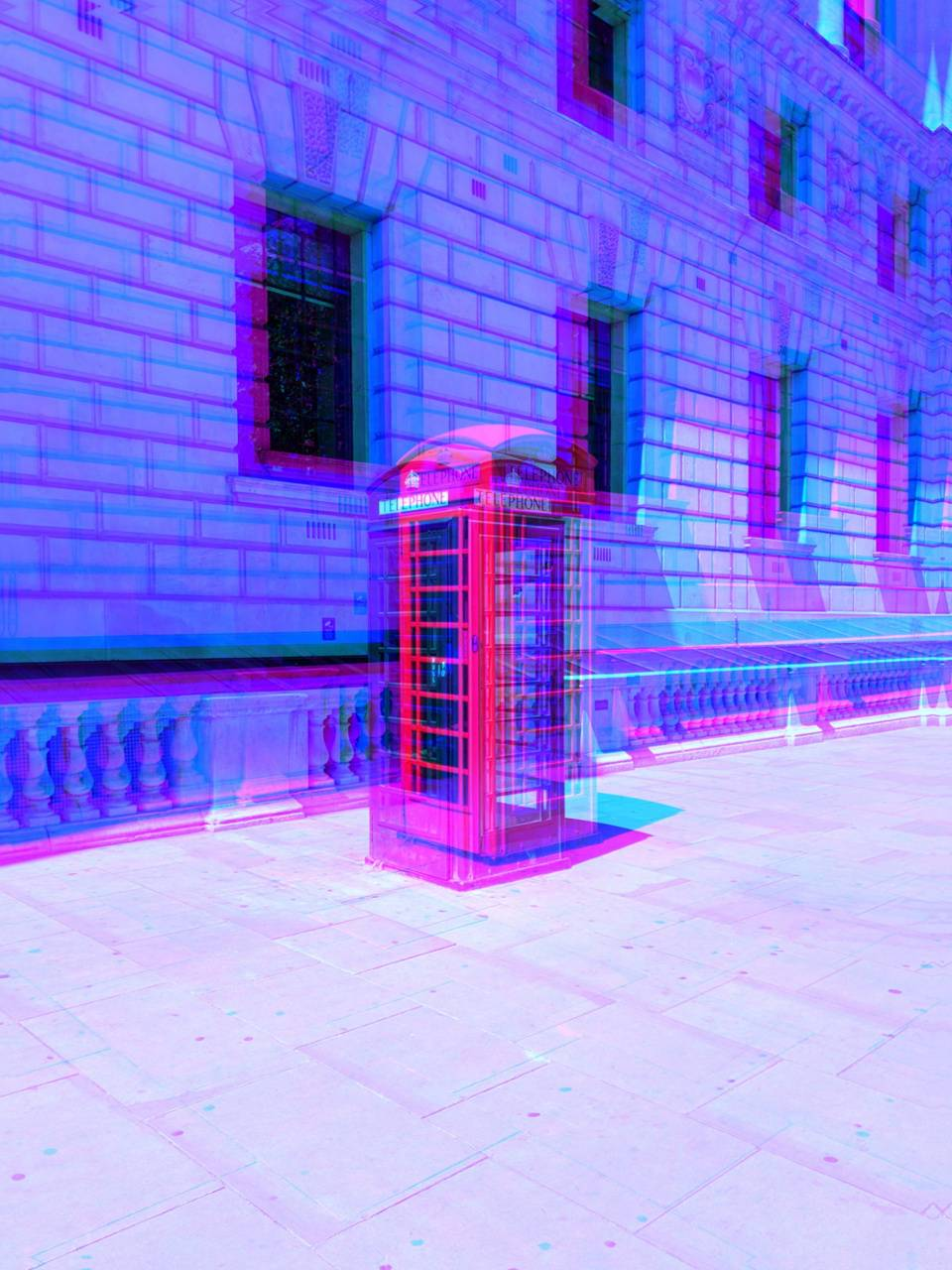 Colored London