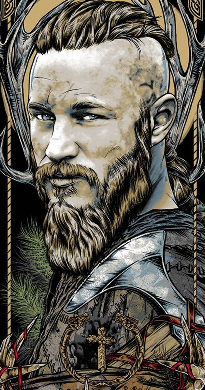 Ragnar Lothbrok Wallpaper By Dmentx A9 Free On Zedge