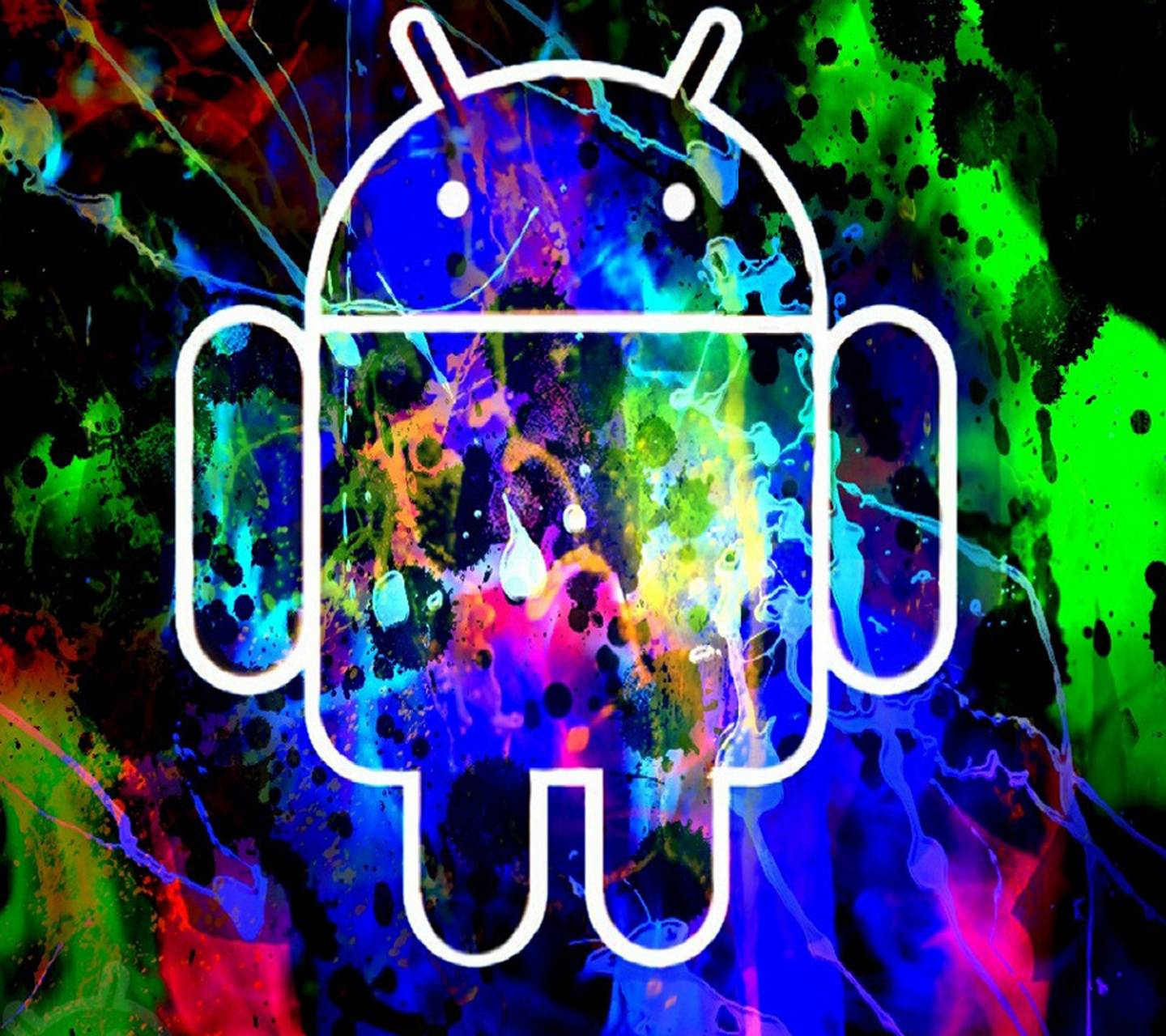 Colorful 3d Android