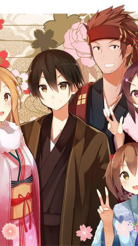 SAO New Year Eve