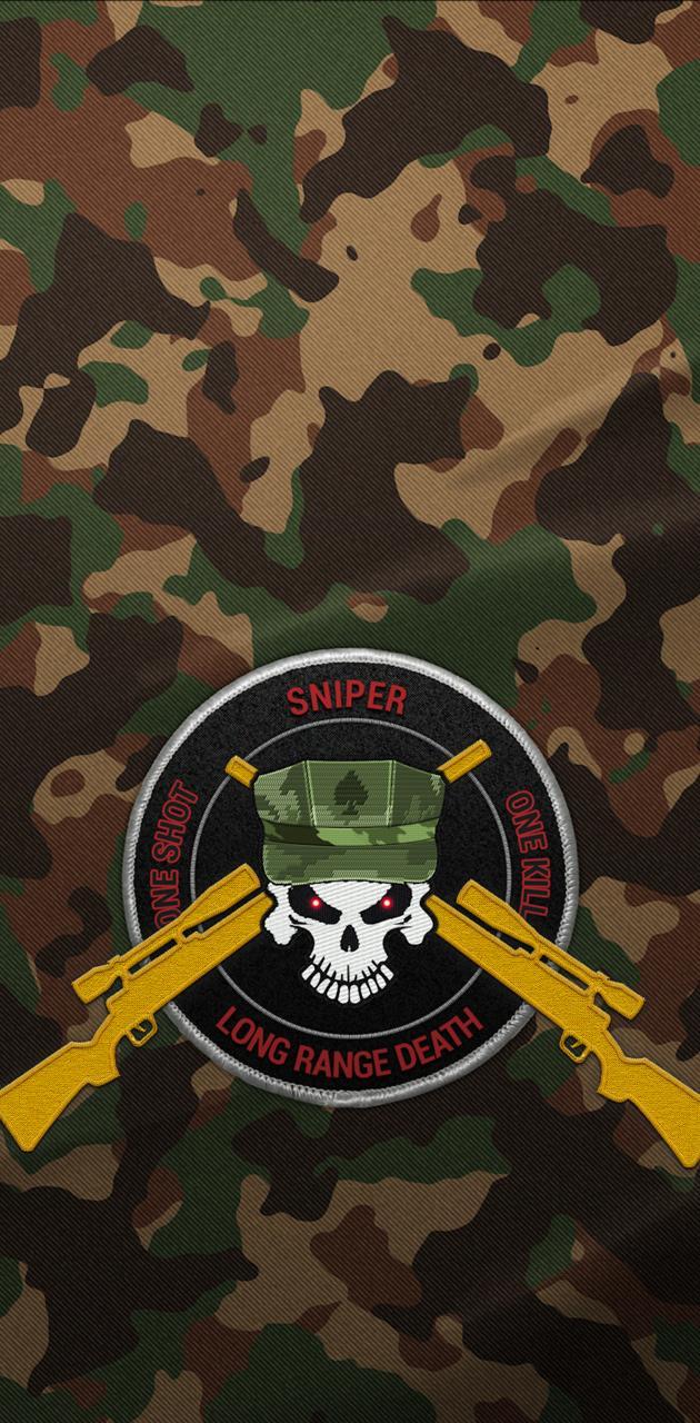 Sniper camo