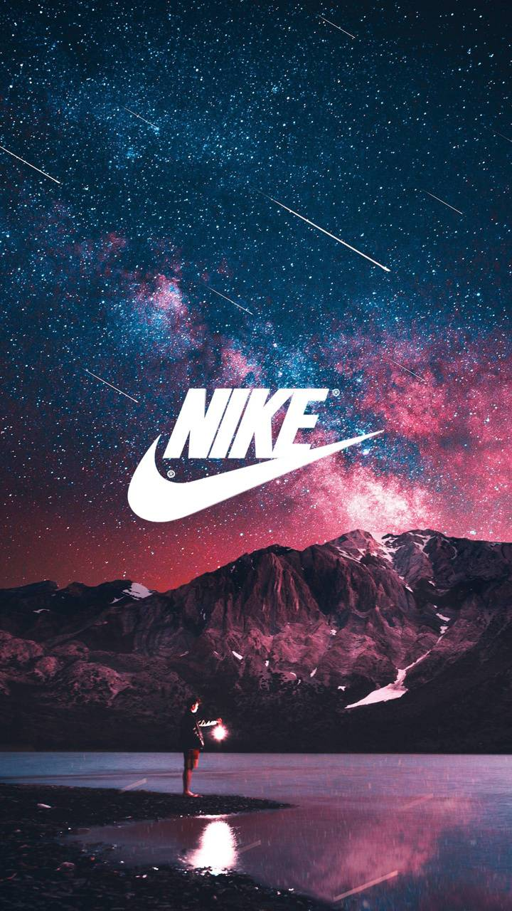 Nike Stary Mountains Wallpaper By Aztr0 E4 Free On Zedge