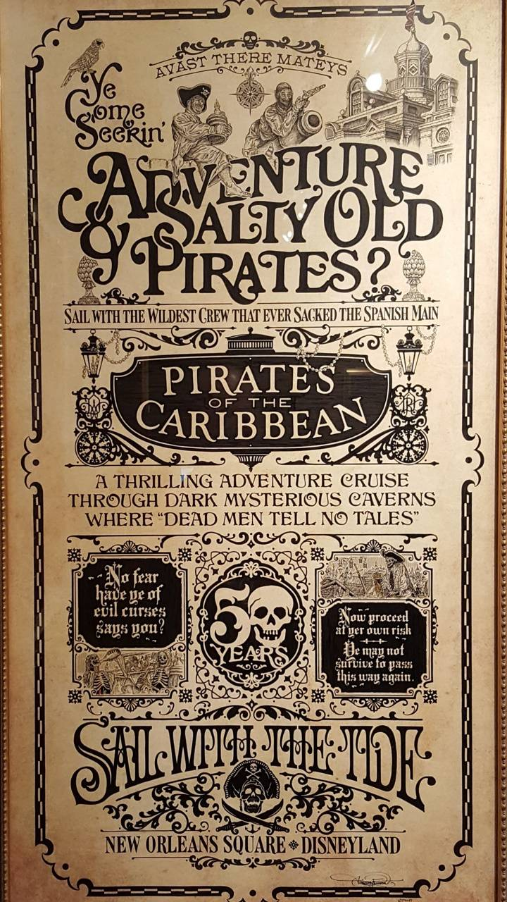 DL Pirates poster