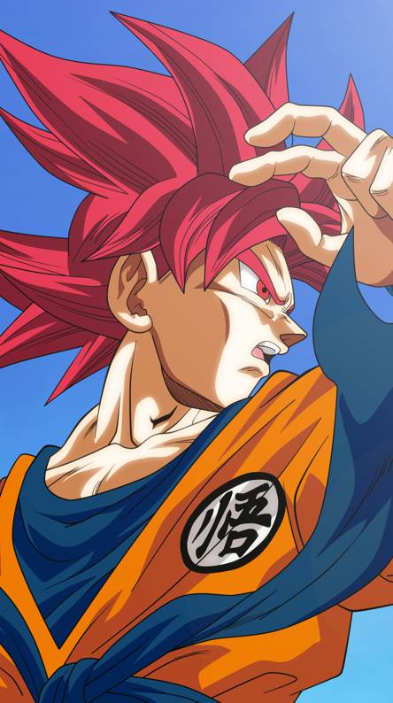 Dragon Ball Super Broly Wallpaper 4k Iphone Wallpaper Hd For Android