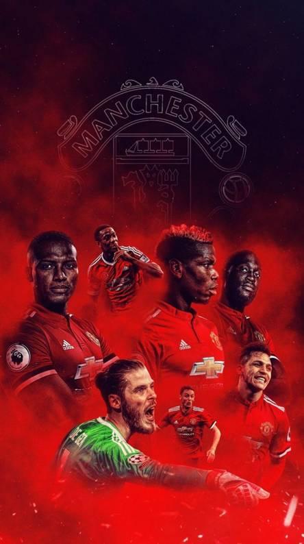 Man Utd FC The Team
