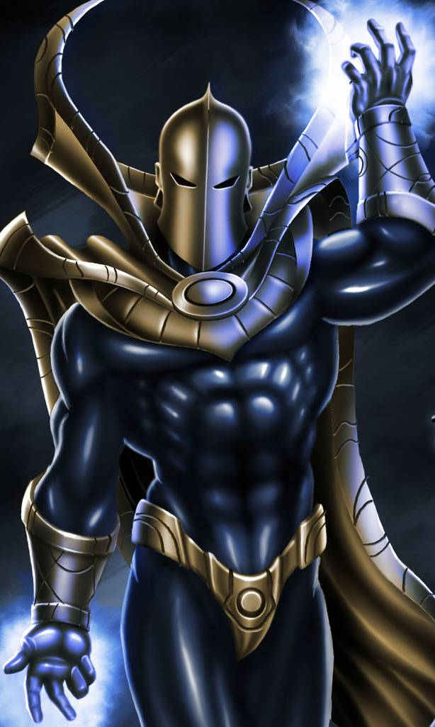 Dr Fate Wallpaper By Parallax 32 Free On Zedge