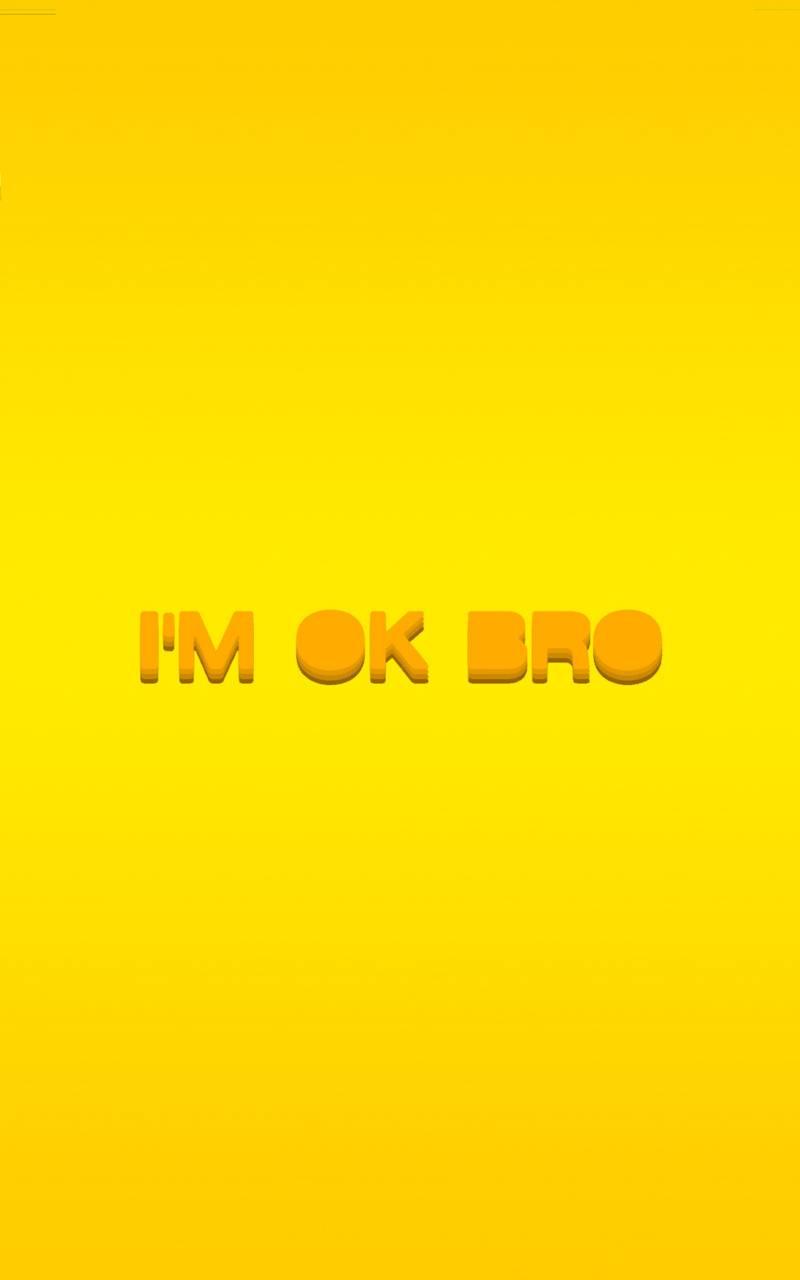 YELLOW OK