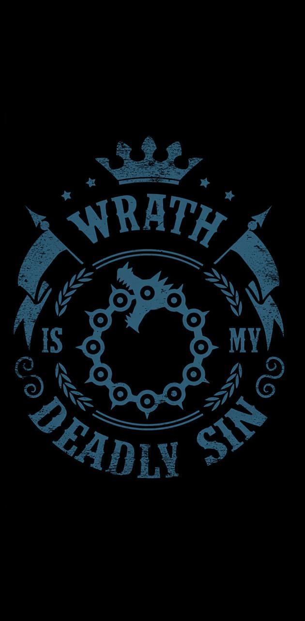 Wrath Deadly Sin