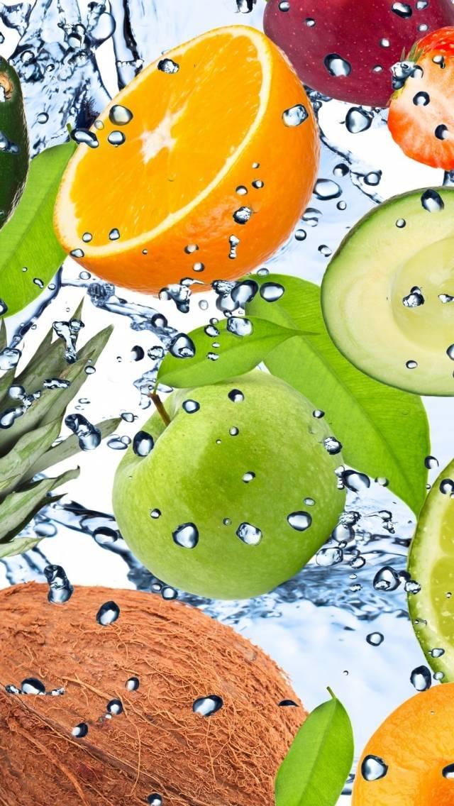 Fruit Fresh Water