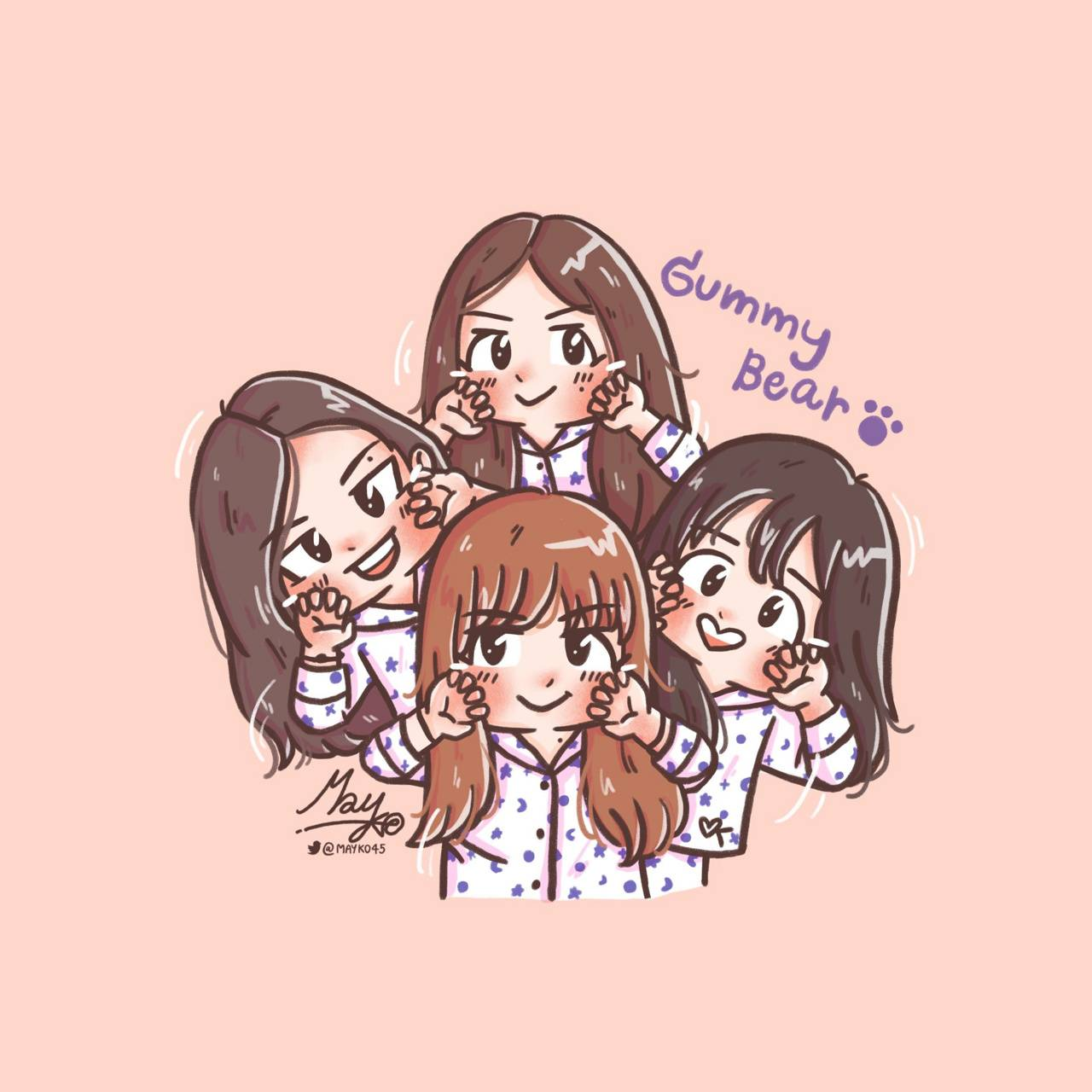 Wallpaper blackpink