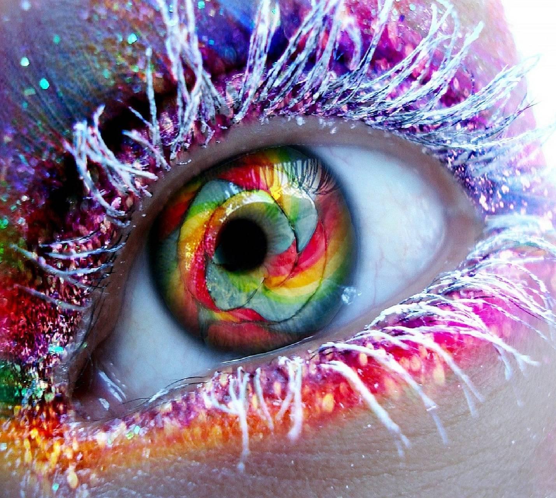 colorful hue