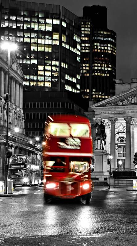 London Bus Wallpapers Free By Zedge