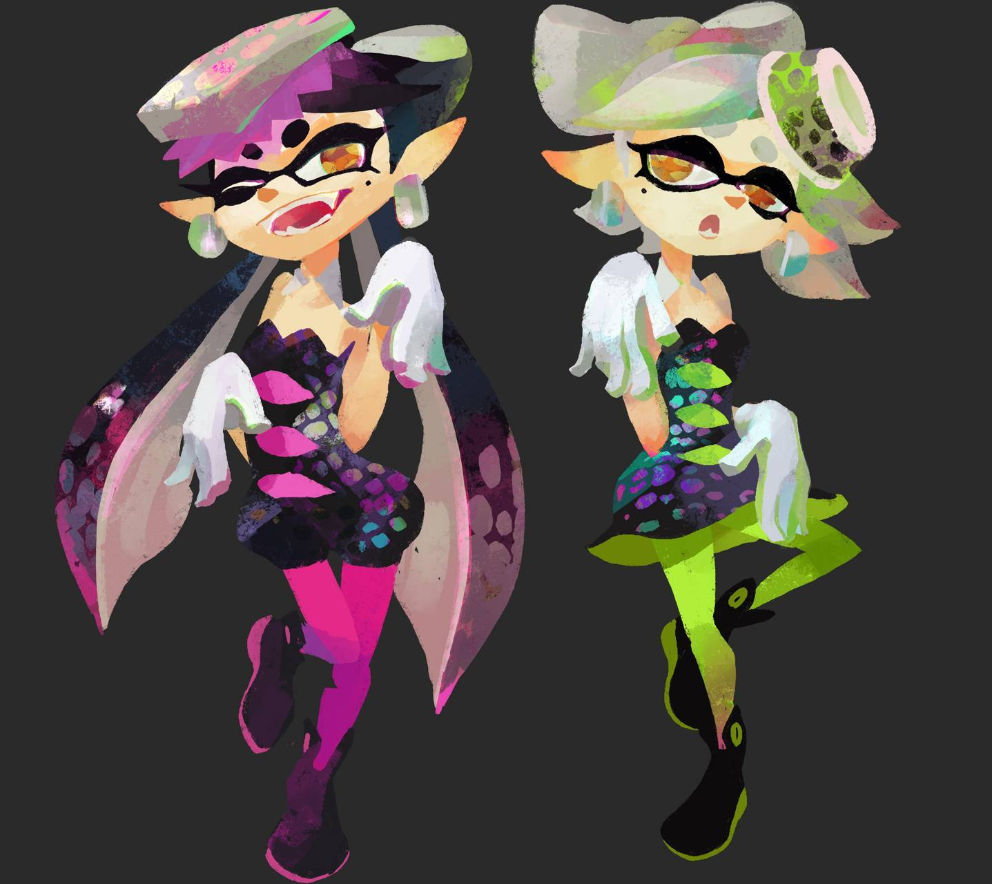 Callie And Marie Wallpaper By Theradgasm 41 Free On Zedge