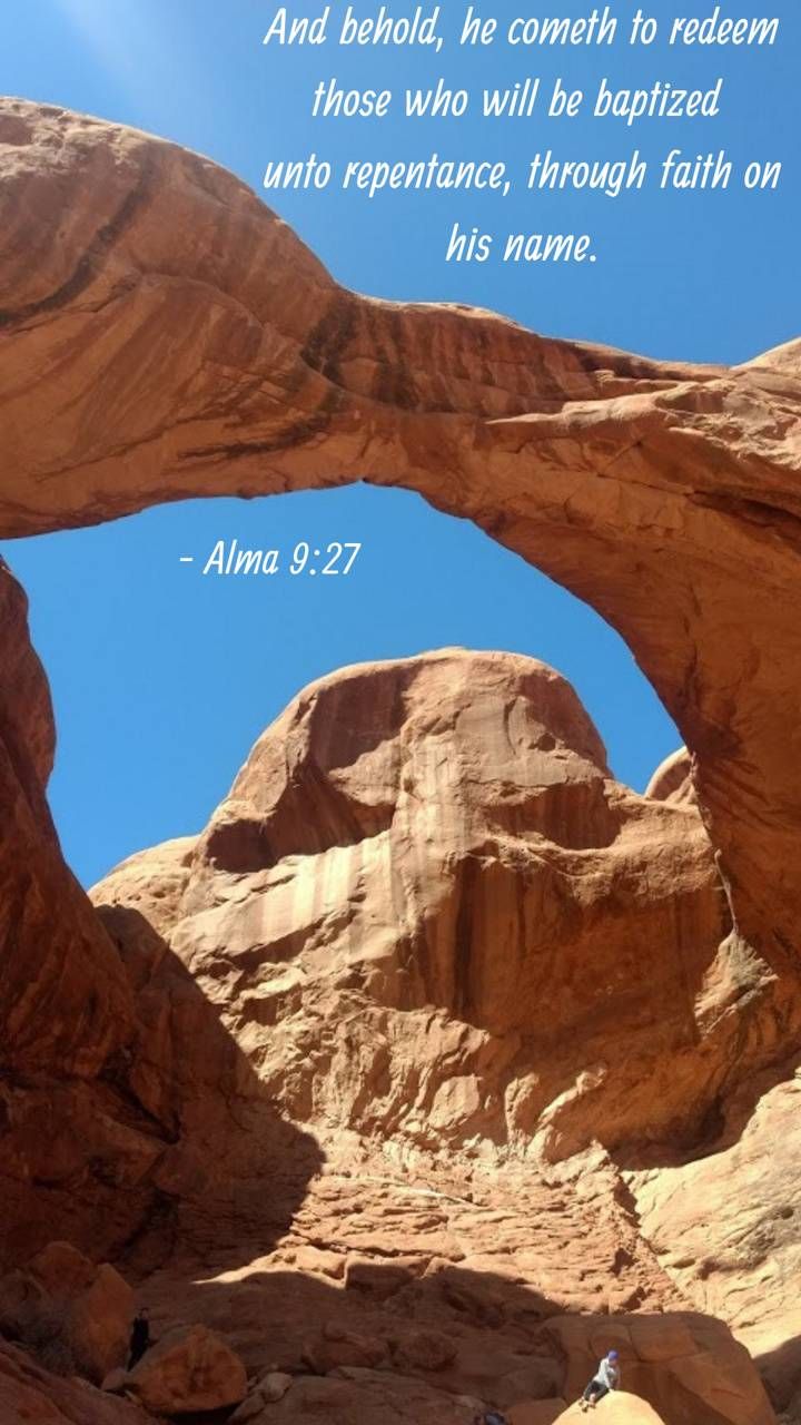 Alma 9 Verse 27