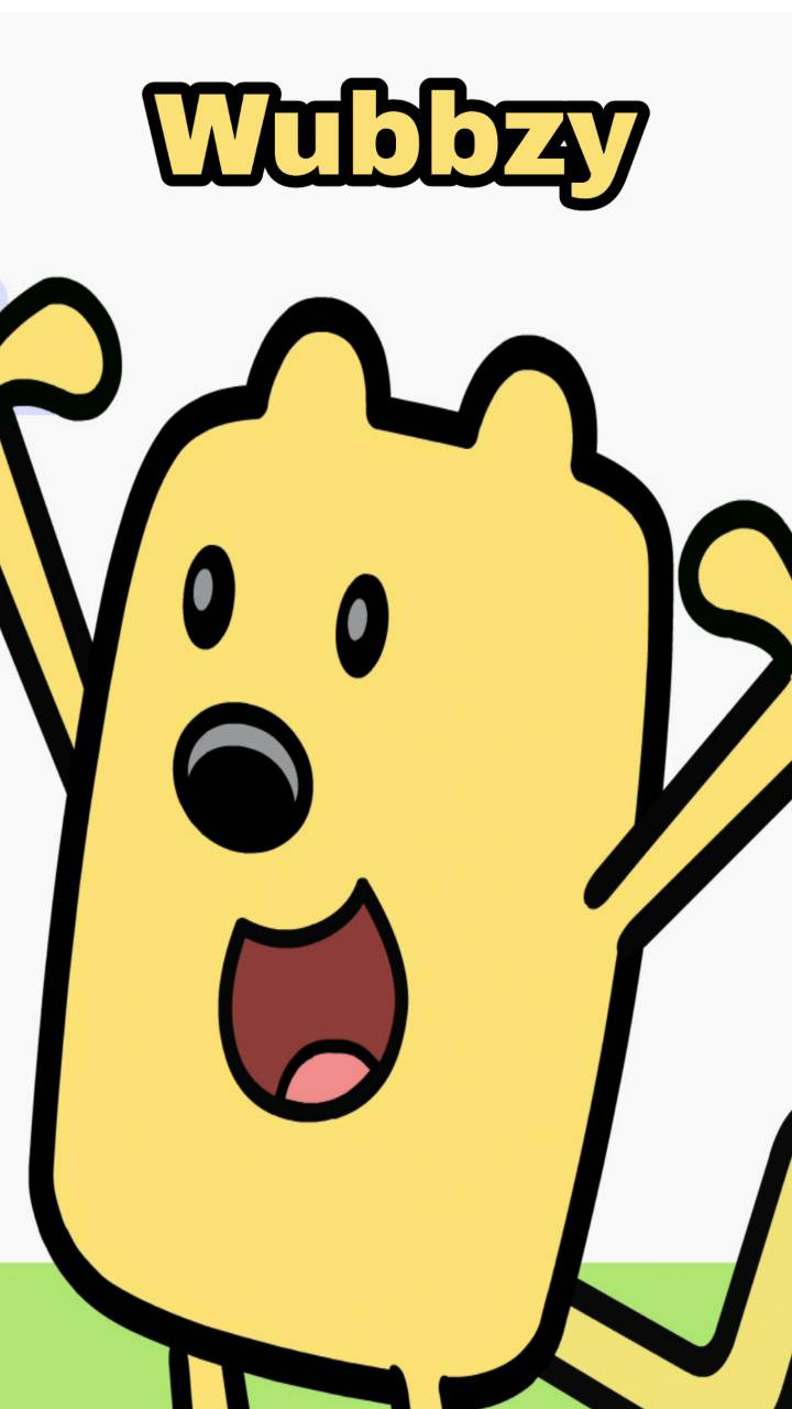 Wubbzy Wallpaper