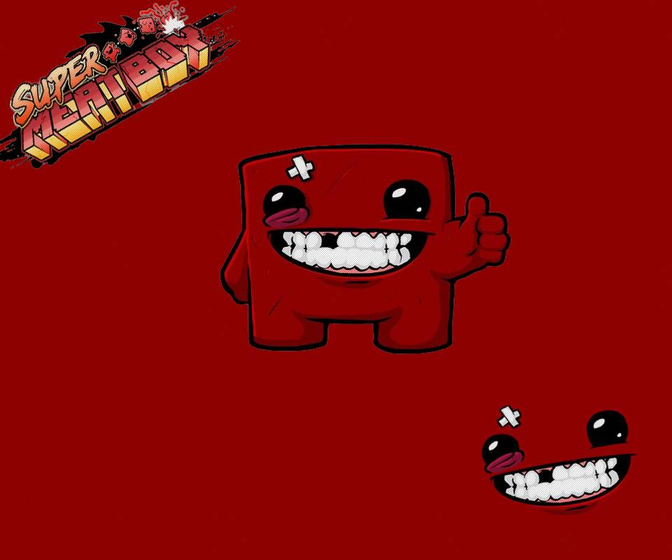 Super Meat Boy Wallpaper By Carlospr21 5c Free On Zedge