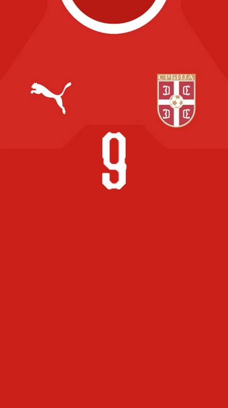 Serbia Jersey
