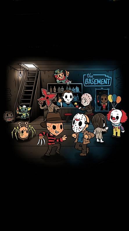 Horror Basement