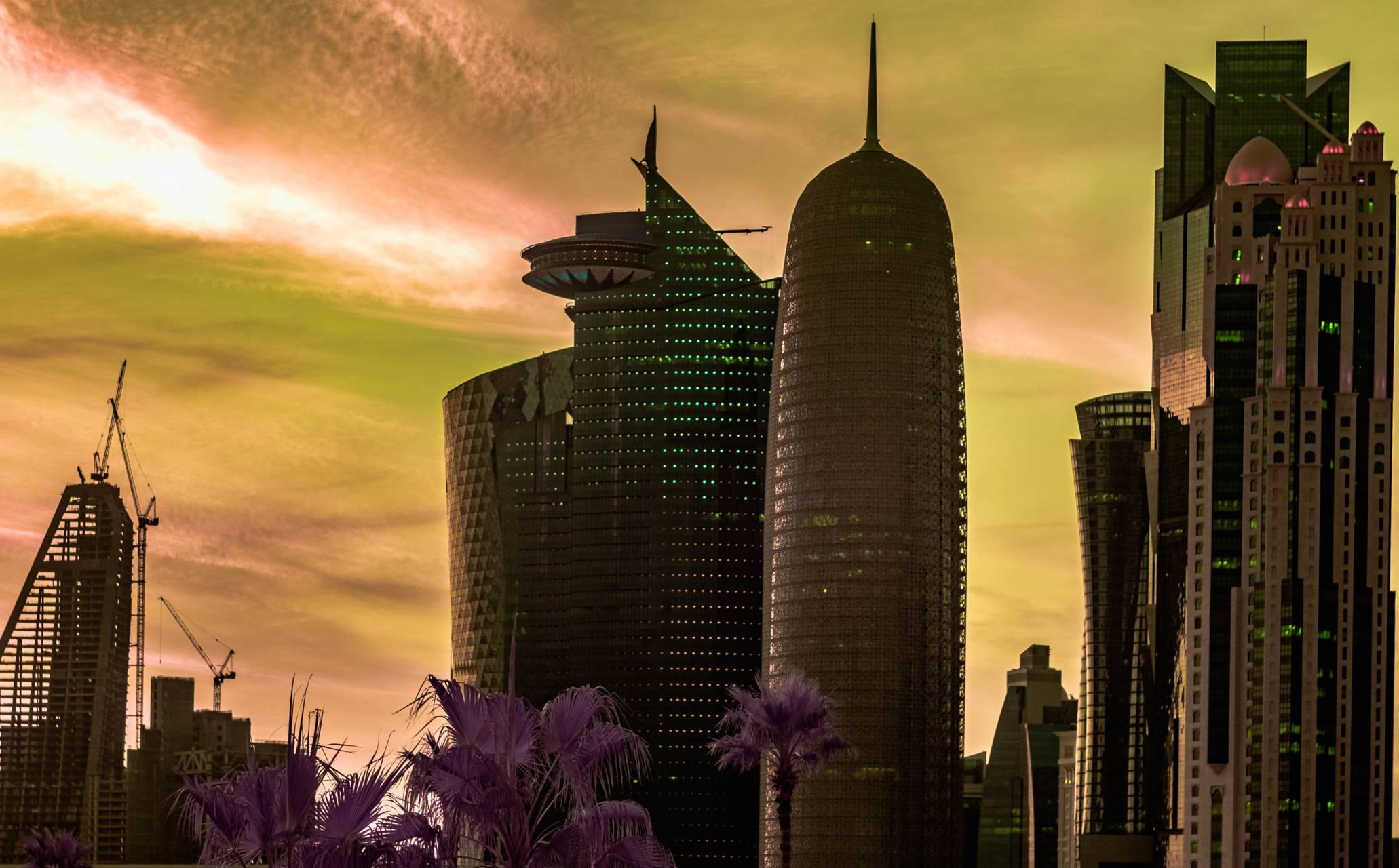 Doha infrared