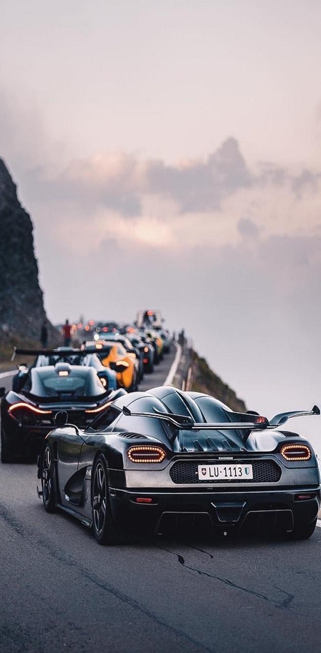 Supercars squad