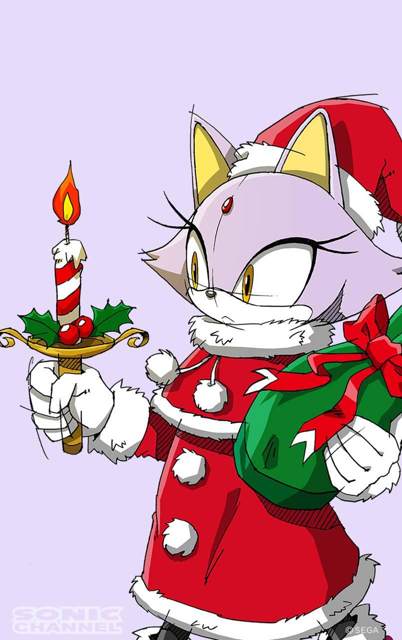 Christmas Blaze