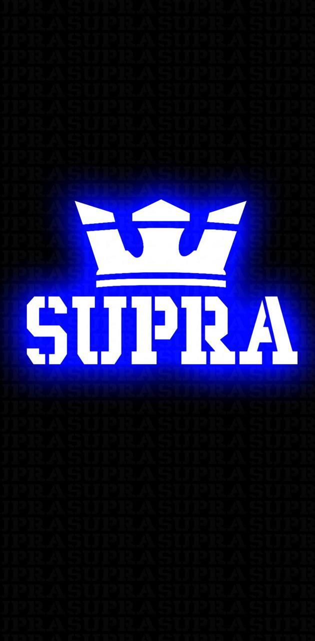 supra blue