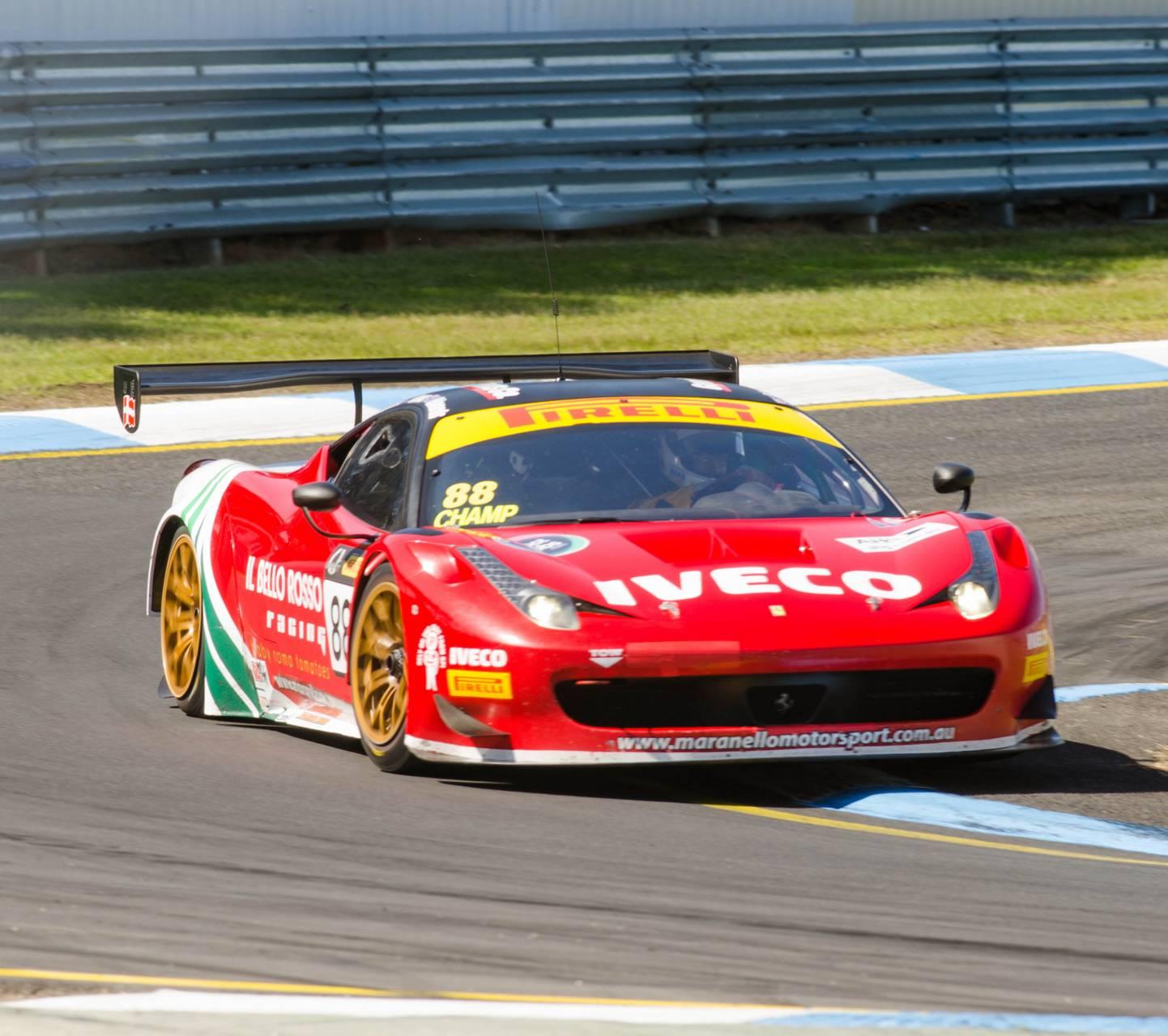 GT racer