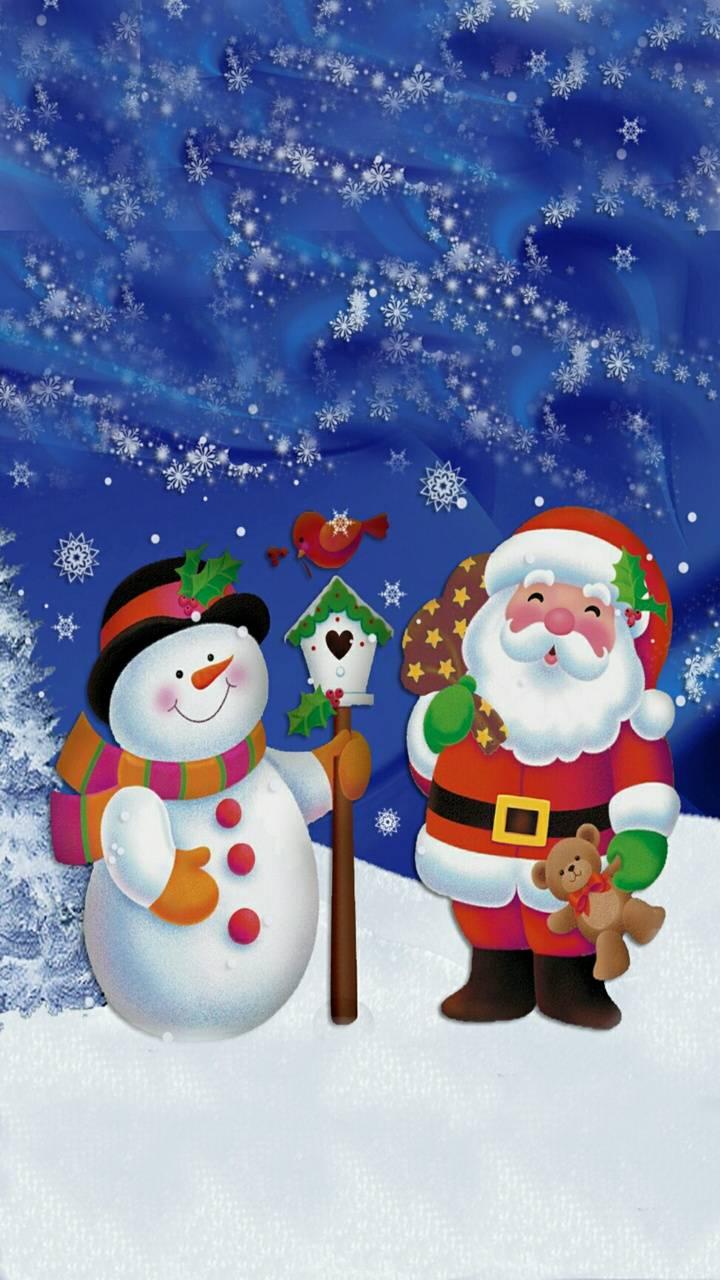 Christmas pals