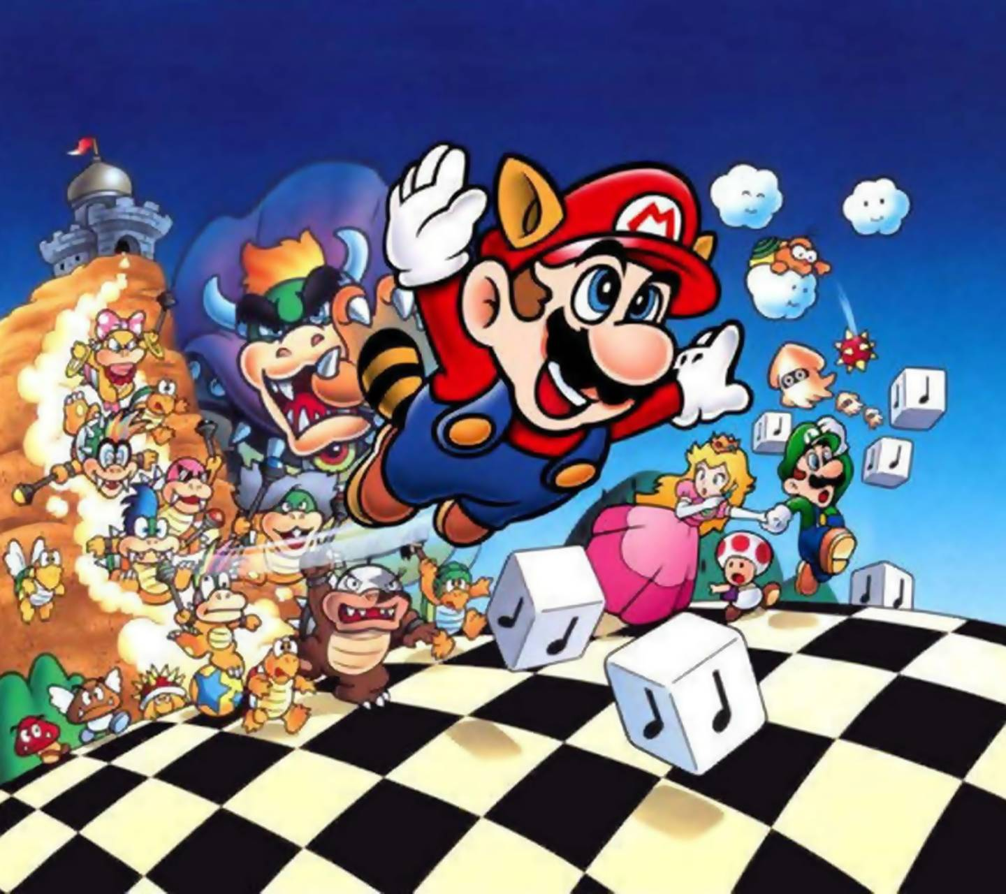 Download free luigi wallpapers for your mobile phone by super mario bros 3 altavistaventures Gallery