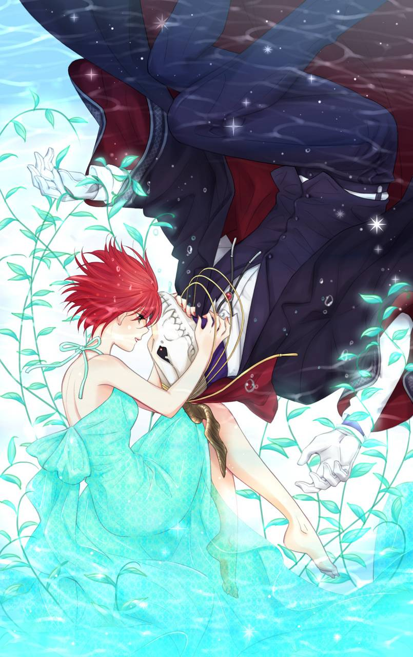 the ancient magus bride wallpaper